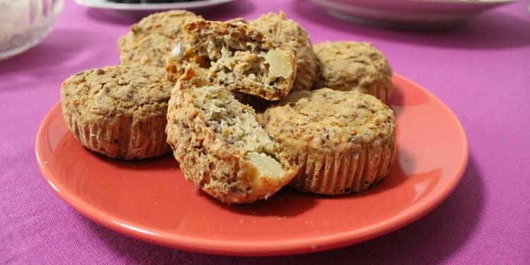 hartige gluten- en lactosevrije broodjes met aardappel