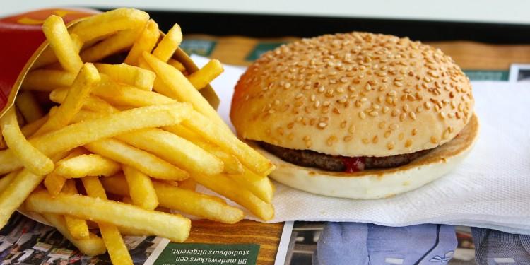 Glutenvrije hamburgers McDonalds
