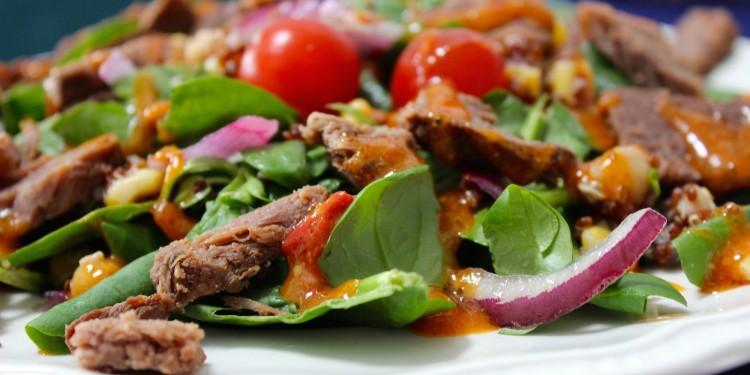 Glutenvrije maaltijdsalade review: Chimichurri (AH)