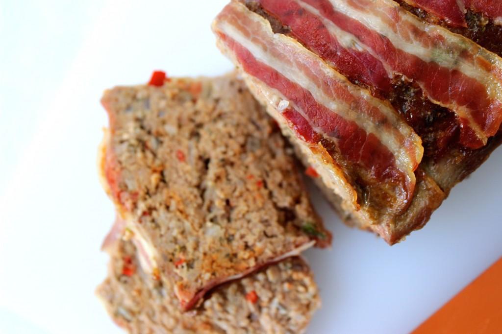 Gluten- en lactosevrij gehaktbrood