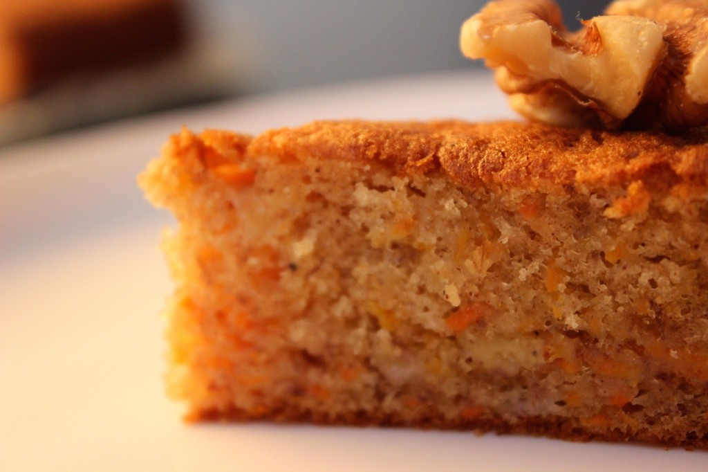 Glutenvrije worteltjestaart