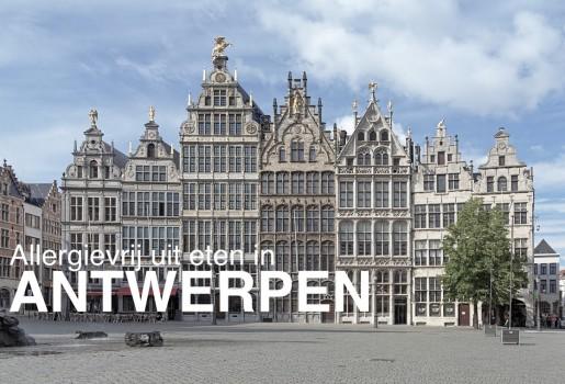 Glutenvrij uit eten in Antwerpen