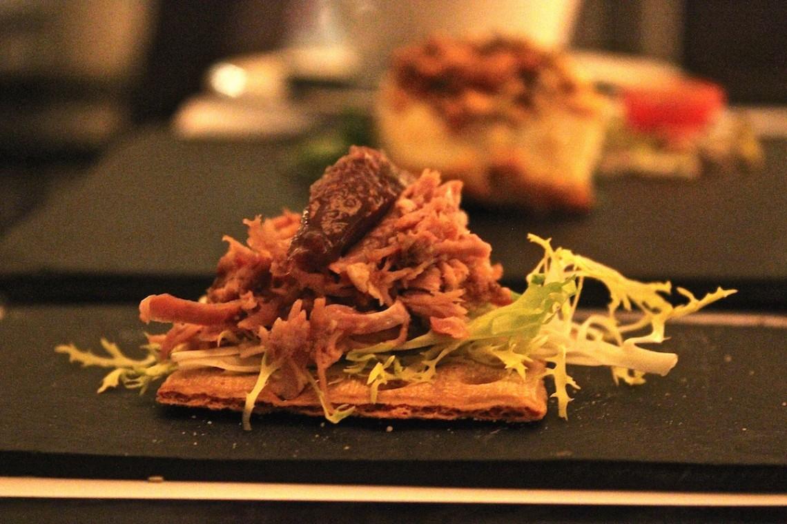 Glutenvrij eten in Amsterdam: La Vina experience