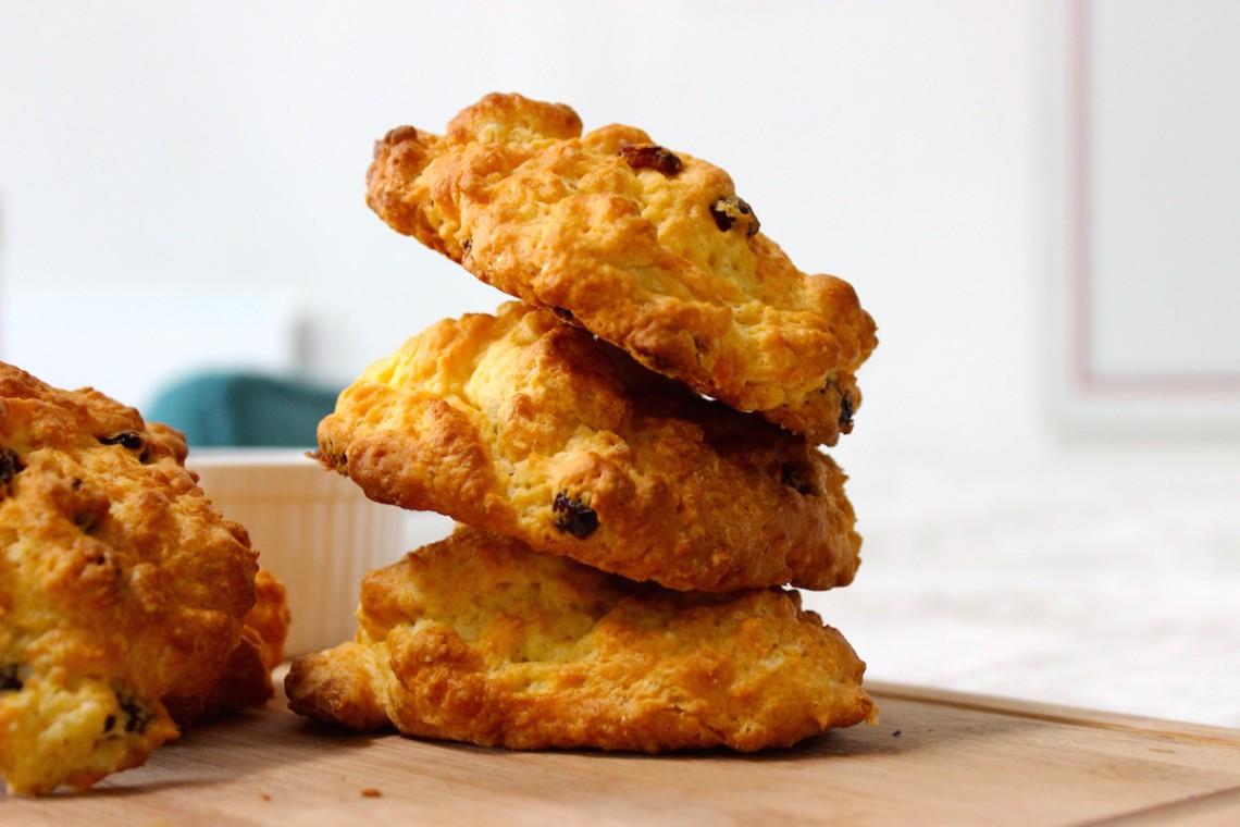 Glutenvrije scones