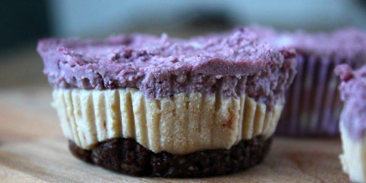 Cheesecake met zomerfruit