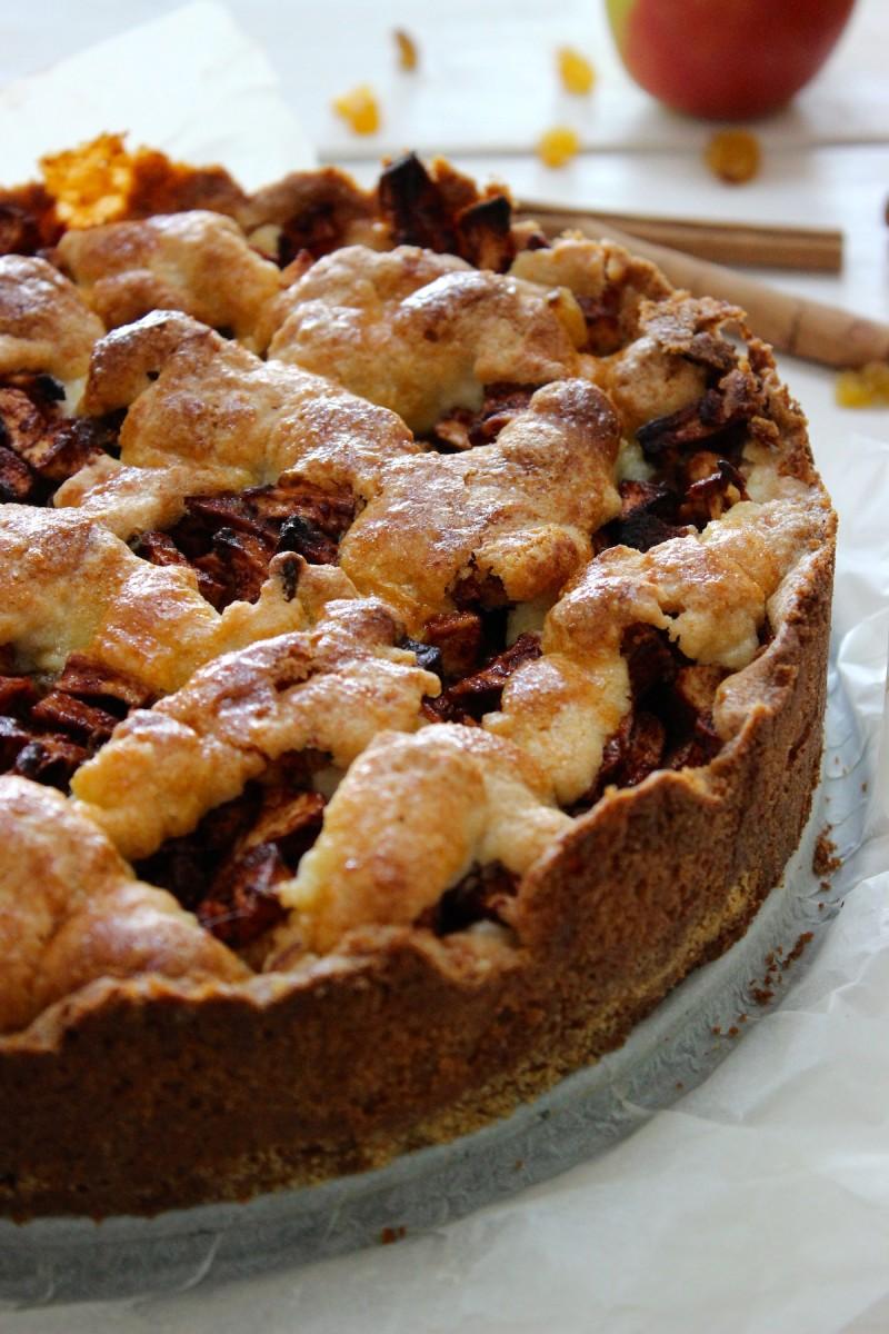 glutenvrije taart Glutenvrije en lactosevrije appeltaart   Foodless glutenvrije taart